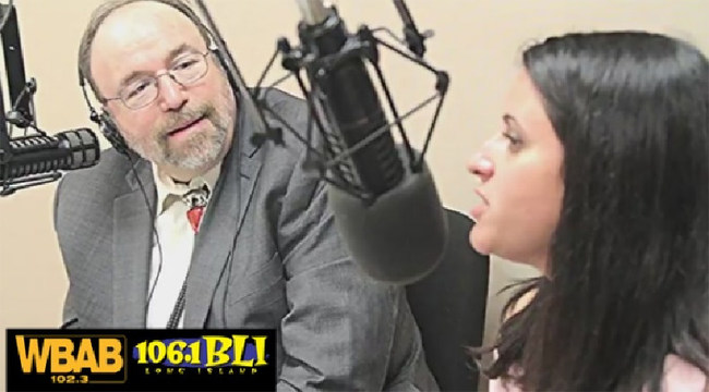 Dr. Jesse Stoff has appeared in countless TV and radio shows speaking about cancer prevention, Long Island environmental issues, wellness treatments and charity efforts.