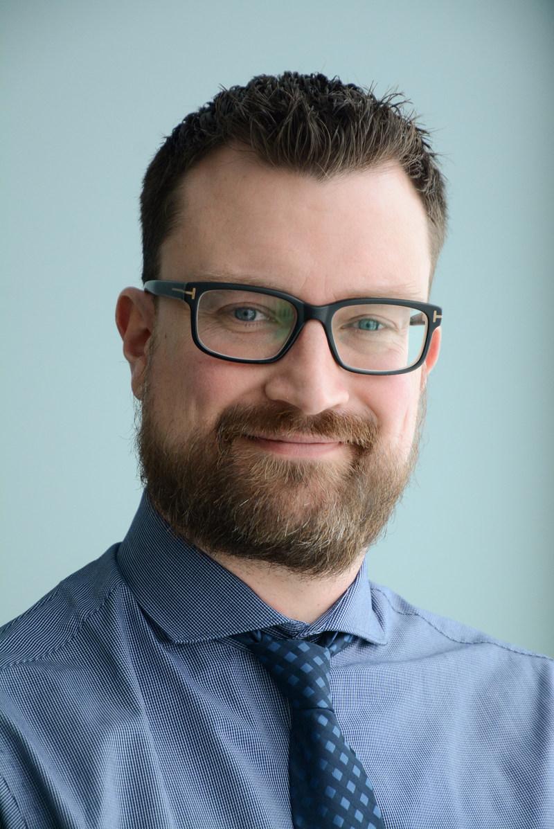 Sean O'Brady, ARP (Groupe CNW/Société canadienne des relations publiques)