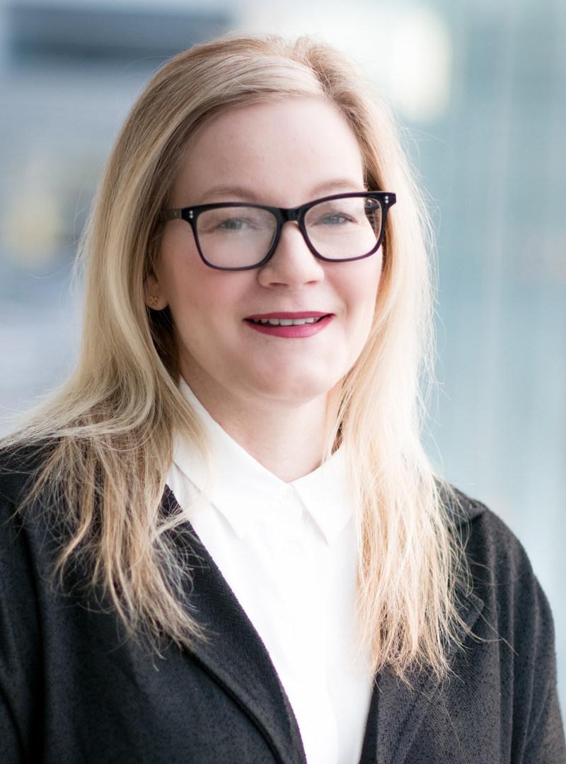 Melanie Veriotes, ARP (Groupe CNW/Société canadienne des relations publiques)