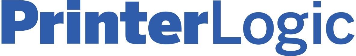PrinterLogic Logo (PRNewsfoto/PrinterLogic)