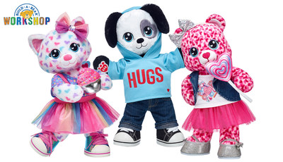 006547c249a Build-A-Bear Workshop® today announced a new collection of Valentine s Day  gifts