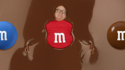 Danny Devito To Star In M&M'S® Super Bowl LII Commercial