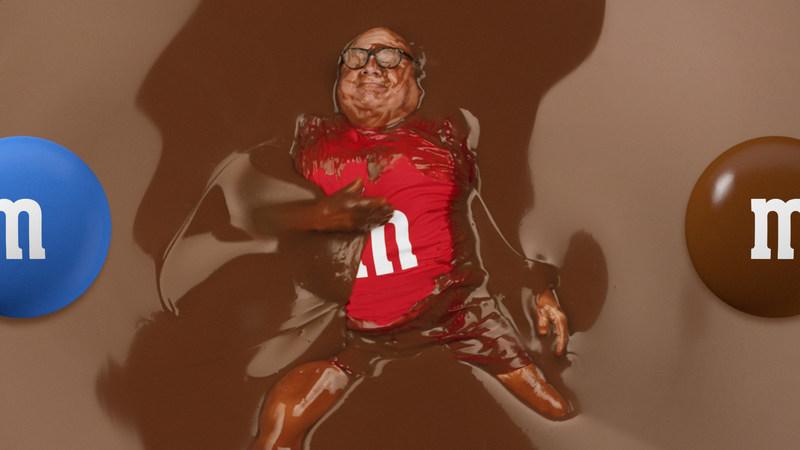 Danny Devito To Star In M&M'S® Super Bowl LII Commercial