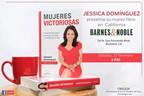 Jessica Dominguez presenta su libro, MUJERES VICTORIOSAS, en California