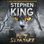 Stephen King's Classic Bestseller PET SEMATARY Available For The First Time As An Unabridged Audiobook, Read By Michael C. Hall