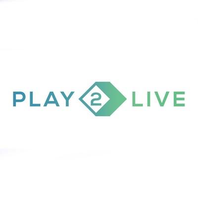 Play2Live logo (PRNewsfoto/Play2Live)