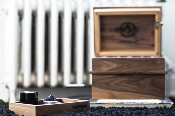 The Tree Trunk Company Launches First Luxury Cannabis Storage Unit