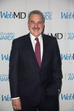 WebMD Health Hero Award presenter Harold Koplewicz, MD attends the WebMD Health Hero Awards on January 22, 2018 in New York City