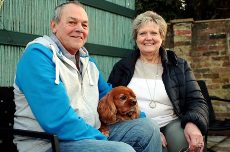 Chris and Lin Matthews: They spent nearly twenty years in an unwanted timeshare contract and spent thousands on annual service fees. The European Claims Centre helped them extract themselves and claim compensation. (PRNewsfoto/The European Claims Centre (ECC))