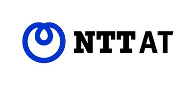 NTT-AT logo