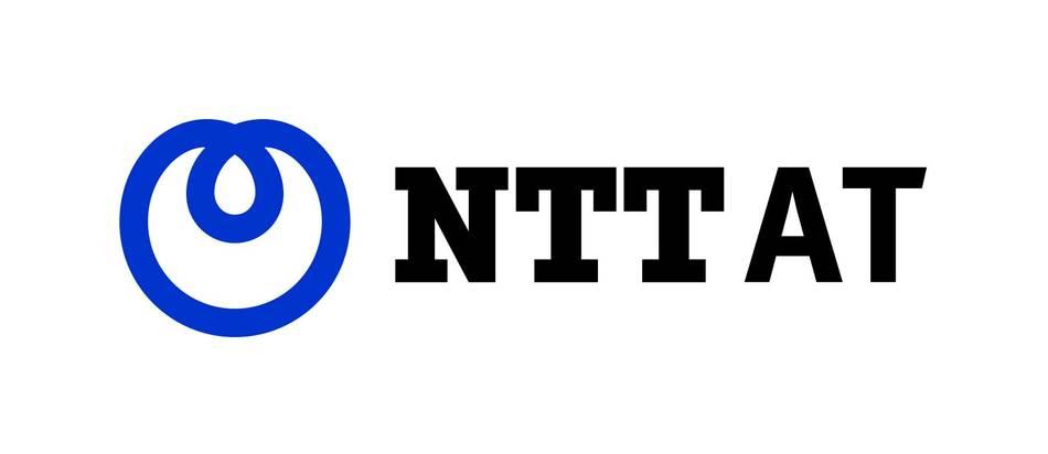 NTT-AT logo