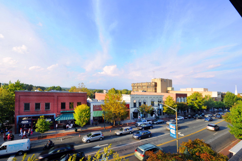 Chapel Hill Nc A Top Destination In The 2018 Travel To College Towns Trend