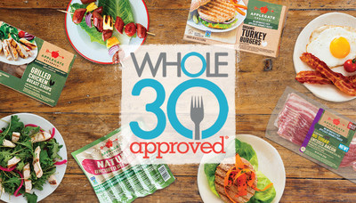 Applegate, the nation's leading natural and organic meat brand, continues its mission to bring consumers food products with clean label ingredients through a new partnership with Whole30.