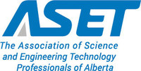 Association of Science and Engineering Technologists of Alberta (CNW Group/The Association of Science and Engineering Technology Professionals of Alberta (ASET))