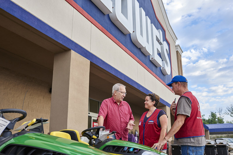 In preparation for home improvement's busiest season, Lowe's is hiring more than 53,000 full-time, part-time and seasonal employees across its U.S. stores.