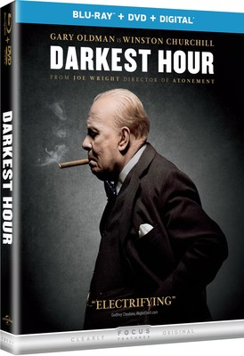 From Universal Pictures Home Entertainment: Darkest Hour