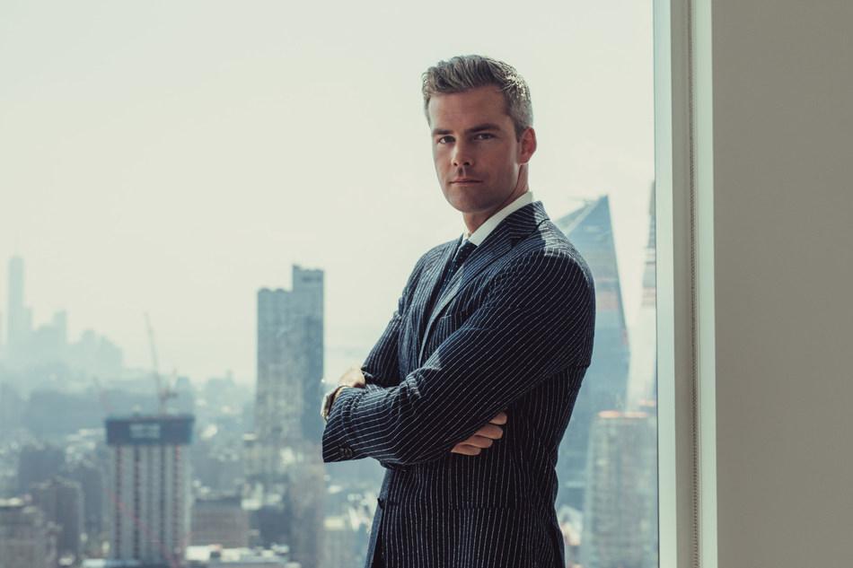 """Million Dollar Listing New York"" Star and Top Broker Ryan Serhant Launches Weekly Vlog @ youtube.com/ryanserhant"