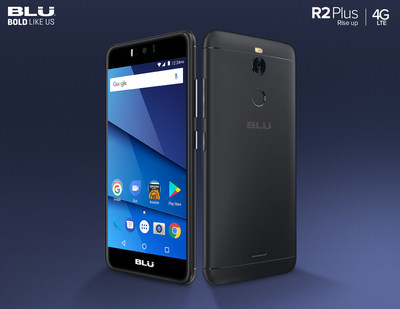 BLU announces the new R2 Plus, Huge on Memory and Specs, Limited Time Just $129.99