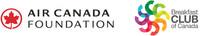 Logo: Air Canada Foundation; Breakfast Club of Canada (CNW Group/Breakfast Club of Canada)