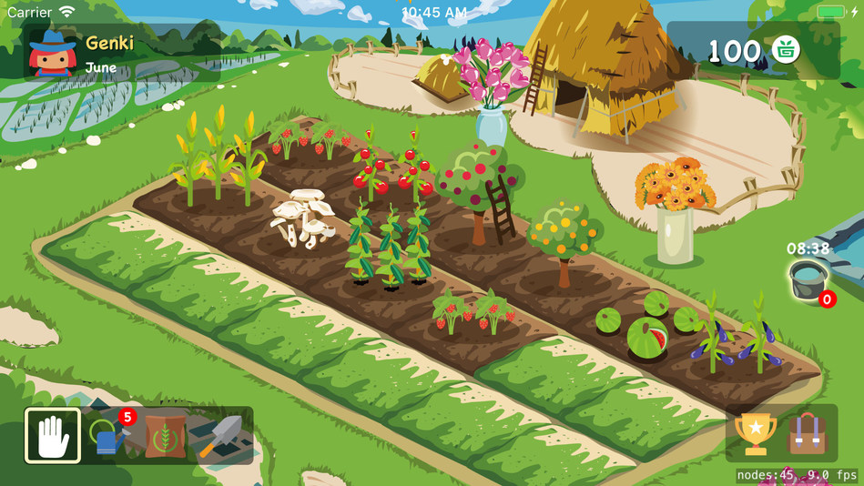 New GrubMarket FarmBox Game for iOS Blends Farm Education with Real E-Commerce