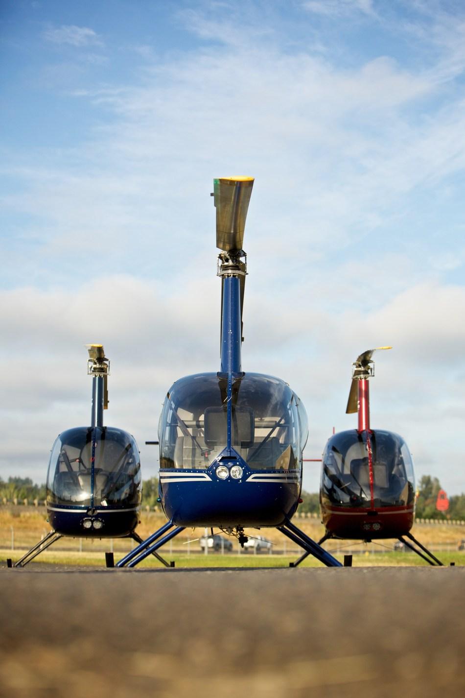 (PRNewsfoto/Hillsboro Aero Academy)