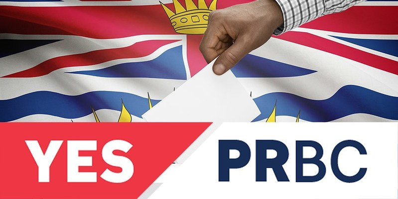Yes Proportional Representation Society announces campaign launch for BC electoral reform referendum. (CNW Group/Yes Proportional Representation BC)