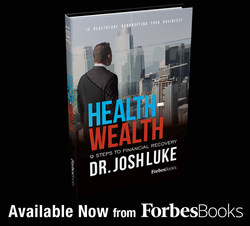 ForbesBooks published Dr. Josh Luke's Guide to Healthcare Affordability