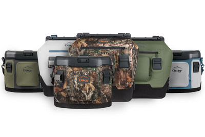 Trooper is designed to enhance any outdoor experience with expertly engineered features. Both products feature extra-wide straps for easy carry and external pockets to keep your valuables in an easy-to-reach, water-resistant sealed pouch.