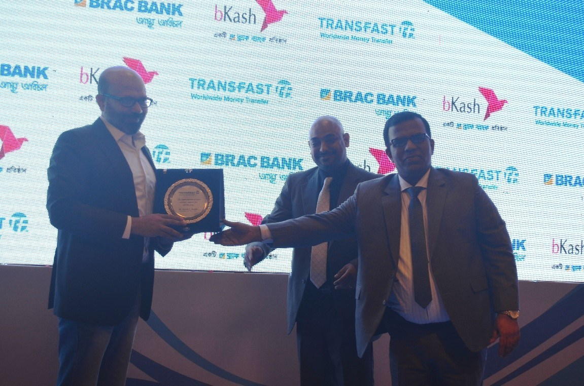 TRANSFAST Partners With Bangladesh BRAC Bank and bKash Mobile Wallet