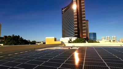 Fallon Solar Array Will Power Steve Wynn's New Project