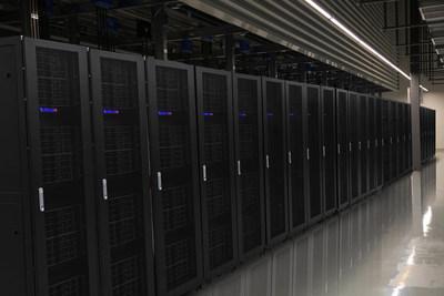 美超微新推出采用3兆瓦清洁燃料电池能源的60机架老化处理设施