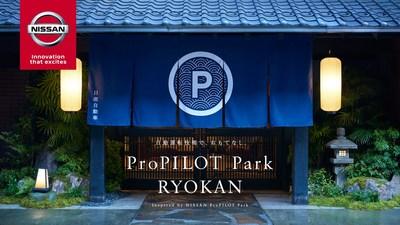 ProPILOT Ryokan da Nissan