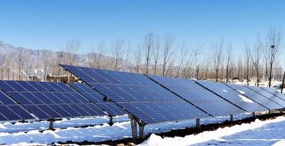 La teja fotovoltaica de alta eficiencia energética Mono Eclipse™ fabricada por Seraphim