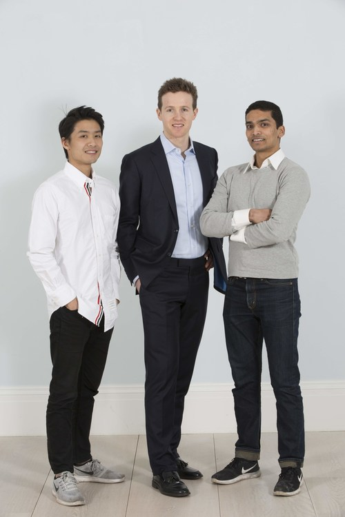 From left  - Sotheby's enhances data capabilities, acquiring Thread Genius and welcoming Andrew Shum, Richard Vibert and Ahmad Qamar to the Company.