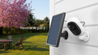 Reolink Argus™ 2 Wire-Free Rechargeable Battery & Solar-Powered Security Camera is Available for Order Globally