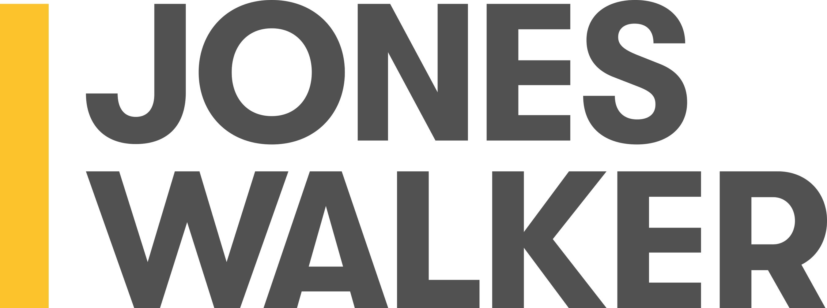 Jones Walker logo (PRNewsfoto/Jones Walker LLP)