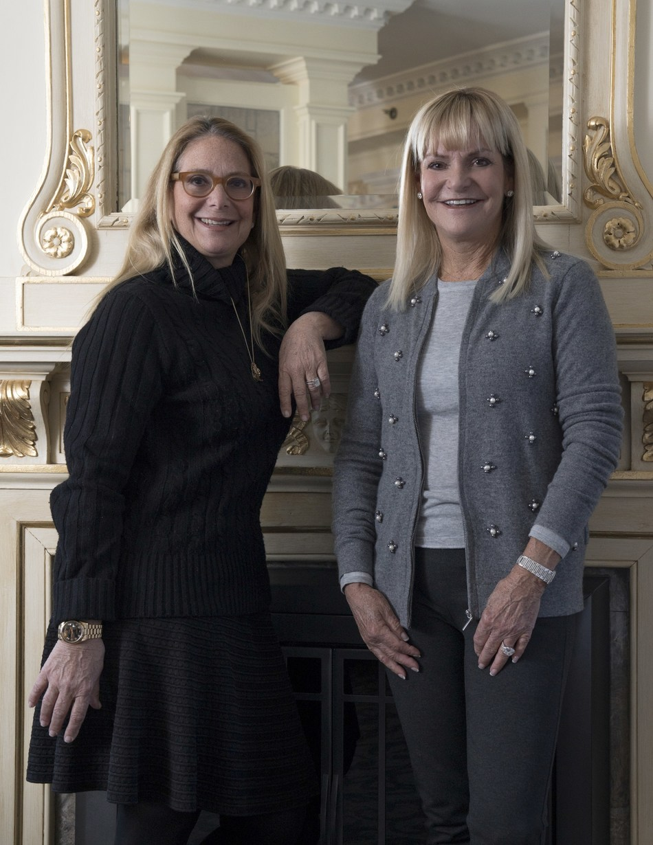 Kathy Sidell of the Met Restaurant Group and Sister Stephanie Sokolov of Stephanie's Restaurant Group join forces to create Sidell Hospitality, one of the largest family owned female hospitality groups. Image Credit: Ian Barnard