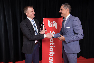 Scotiabank recognized by Junior Achievement Americas with ...