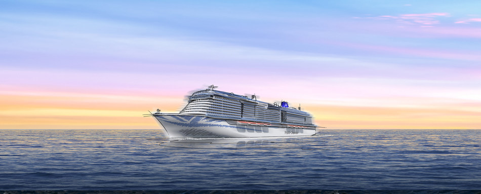 Carnival Corporation announced it has signed a shipbuilding contract for a second next-generation cruise ship for its P&O Cruises brand with leading German shipbuilder Meyer Werft GmbH that is scheduled to be delivered in 2022.