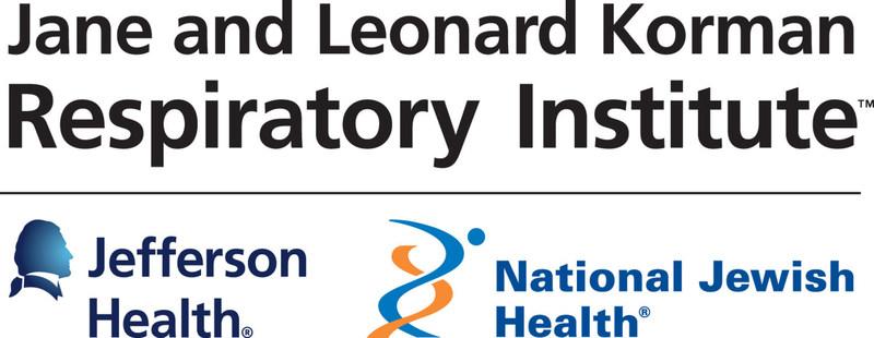 Jane and Leonard Korman Respiratory Institute Logo