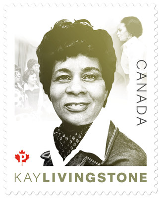 Ms. Kathleen (Kay) Livingstone (CNW Group/Canada Post)