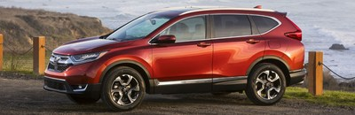 Drivers can learn more about the different trim levels for the 2018 Honda CR-V on the Continental Honda website.