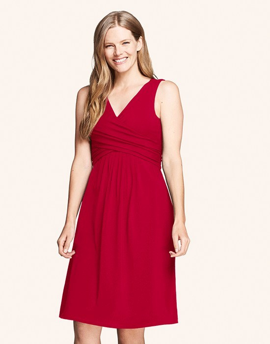 Through the month of February, Lands' End is encouraging everyone to shop the company's Red Collection. For every Red Collection purchase, ten percent will be donated to the American Heart Association and for every photo posted on social media tagged with #WearRed and #MyLandsEnd, Lands' End will donate $1.