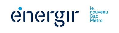 Logo : Énergir (Groupe CNW/Énergir)