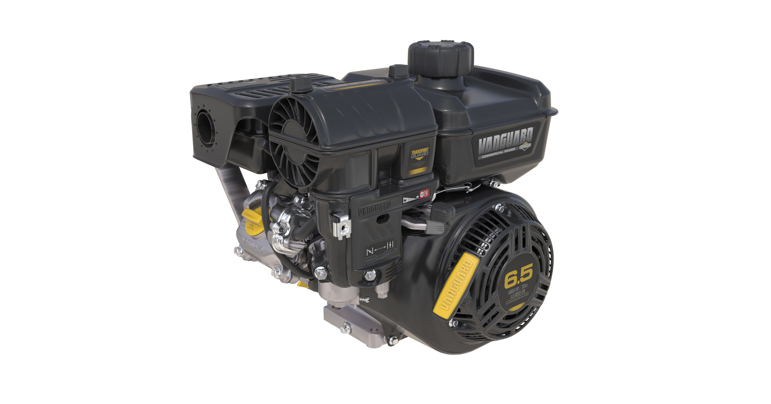 Vanguard™ Launches New Line Of Global Single Cylinder Engines