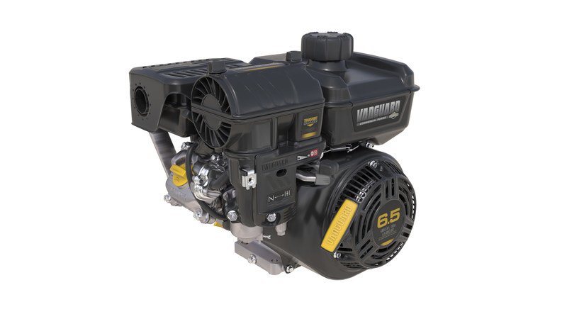 Vanguard introduces the first in a complete line of all-new single-cylinder horizontal shaft commercial gasoline engines built from the ground up based on customer input.