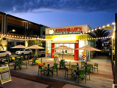 Celebrate the Opening of Jeremiah's Italian Ice of Daytona Beach During Their Launch Week