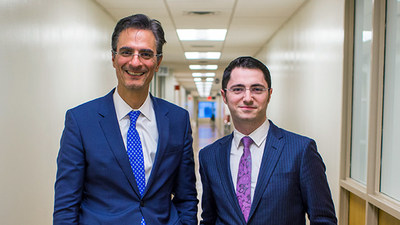 Dr. Luis F. Angel and Dr. Zachary N. Kon
