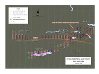 FMS and CH Drill Plan Maps (CNW Group/Atlantic Gold Corporation)