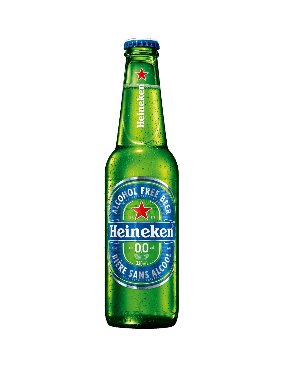 Heineken® 0.0 (CNW Group/HEINEKEN)